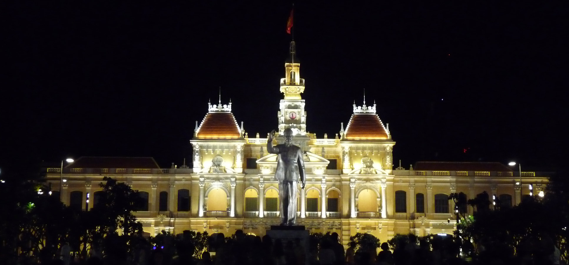 Travel Jimmy travel reviews Saigon Vietnam